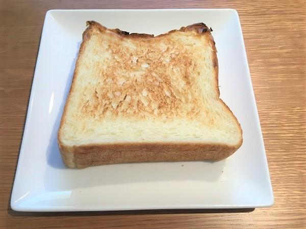題名のないパン屋「無題の熟成」のトースト