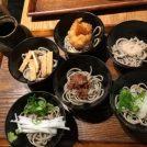 十割蕎麦の香りと味が存分に味わえる!大阪・北新地「十割蕎麦 玄盛」