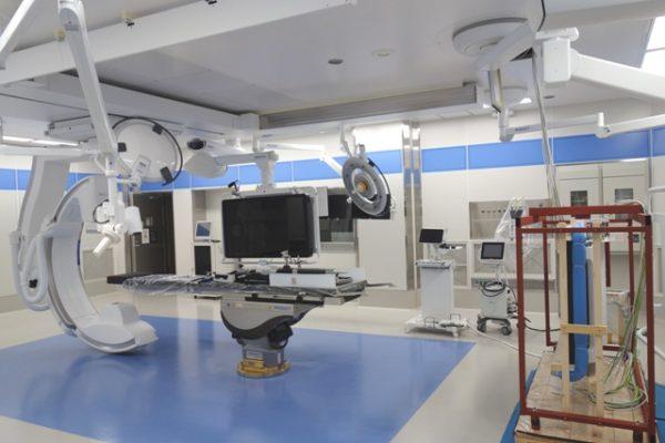 ●ハイブリッド手術室