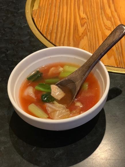せいせいスープ