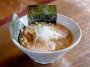 新規オープン・黄金色スープの「鶏がらラーメン いちどり」@砥部町 ランチあり♪