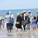 【7月21日】夏休みは東市来町の江口浜海岸で「親子で地引き網体験」へ!