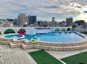 中華街にプールです!ジャズとワインも楽しめる「ローズホテル横浜」