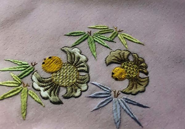第2回 日本刺繍駒の会作品展「一針の想い」