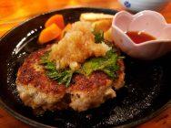 ボリューム満点ハンバーグも、ランチは全て750円!大阪・天満橋「雫」