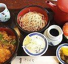 お腹いっぱいのランチ@東大和市「玉川」