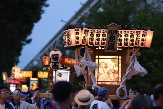 第31回立川よいと祭り