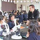 英語で理科の授業!? 全国初の公設民営 大阪市立水都国際中学・高校を訪問