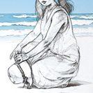 【岡山市中区】石田宗之 鉛筆画展「夏の記憶」