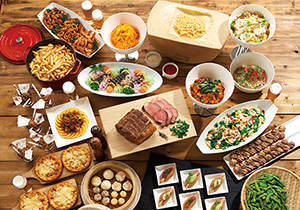 仙台国際ホテルビアホール料理イメージ