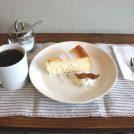 【三鷹】手作りチーズケーキと珈琲で至福の時間「Cafe SchnurrWarz(カフェ シュヌルバルツ)」