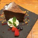 青葉台【george(ジョージ)】の新作チョコレートケーキは魅惑の味♪