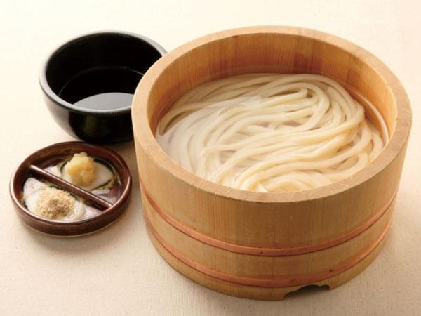 丸亀製麺_釜揚げうどん