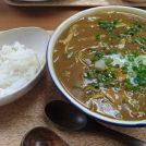 【小山市】カレー色の麺がインパクト大!カレー南蛮うどんの専門店「なんばん屋」