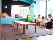 子連れでランチ遊び場充実のキッズカフェ ビル5階のくじらキッチン【岡山市北区】