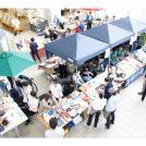 7/31(水)横浜市民ギャラリーあざみ野で、一日限定のマルシェ開催