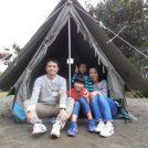 くろがね青少年野外活動センターで ファミリーキャンプを!