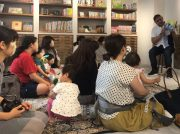 親子で楽しめる絵本の読み聞かせイベント