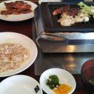 札幌市東区で550円持って焼肉ランチ。「焼肉 風樹」