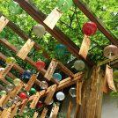 川越氷川神社で夏を感じる縁むすび風鈴