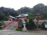 【足利市】7つの縁結びの神社!国の登録有形文化財「足利織姫神社」