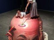 大阪・新世界に3Dアート施設「服部正志の3Dアート展『魔法の絵画展』」が誕生