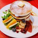 元ドラマのロケ地【D Lounge(ディーラウンジ)】でインスタ映えパンケーキを食べよう!@国立