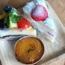 いちごショートは300円(税別)、地元で愛されるケーキ屋さん☆豊中「ピニョン」