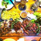 肉バルで、シュラスコ、サムギョプサル食べ放題!大阪・東心斎橋「ブレス」