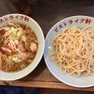 あっさりコクのあるスープがうまい!大阪「どストライク軒 ファクトリー 南森町店」でつけそば!