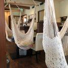 【日進・竹の山】ゆらゆら揺られながらランチ♪子どもと一緒にハンモックカフェ「ハンモックス」