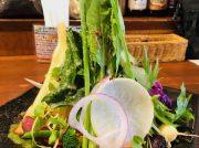 地元で採れた横浜野菜がたっぷり!ワイルドライス@センター南