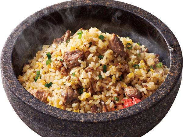 190521石焼牛肉炒飯