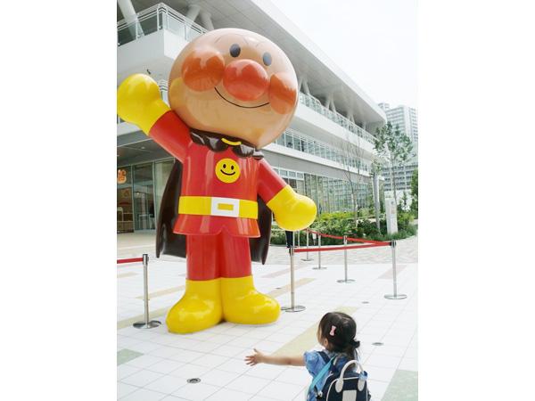 「横浜アンパンマンこどもミュージアム」移転リニューアル!(1)