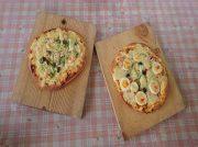 自然の中で自分で作ったピザを堪能@石窯香房みどり