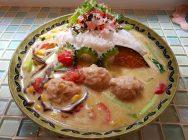 """カレー激戦区""""裏谷四""""でグリーンカレー!大阪「G Curry」"""