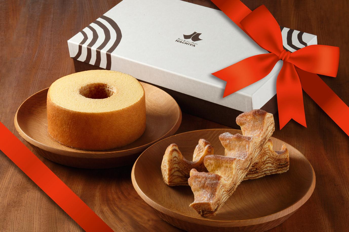 【プレゼント】「HACHIYA CAFE(はちやカフェ)」グランドオープン記念~「バウムクーヘンセット」を5名に!