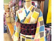 【天文館】何と1,000円~!今年の夏祭りの浴衣は「まつき苑」でお得にゲット♪