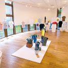 【〜8月25日】4年ぶりに工房しょうぶで 「手描きのTシャツ展」開催!入場無料