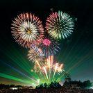 【7月27日】6000発の花火と音楽、レーザーの競演「桜島火の島祭り」