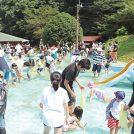 【8月4日】ヤマメのつかみ取りが大人気!大川原峡キャンプ場で「たからべ清流まつり」