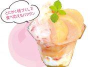 岡山のフルーツ・特産品たっぷり「ぼっけぇうめー アイス」
