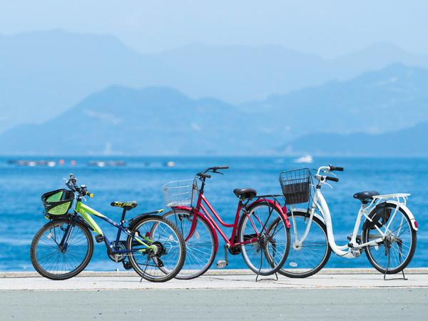 ooshimaterasu_rental cycle