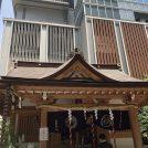 【日本橋】くじ運がよくなりたいなら、福徳神社へ行ってみて。