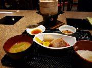 角煮ランチはせいろ蒸つき♪大阪・天満橋「ひとり鍋 しゃぶ屋 じろちゃん」