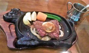 【那須烏山市】美味しい本格ステーキといったらここ!クローバーステーキハウス