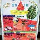 夏休みは、垂水「三井アウトレットパーク マリンピア神戸」のすいかイベントへGo!