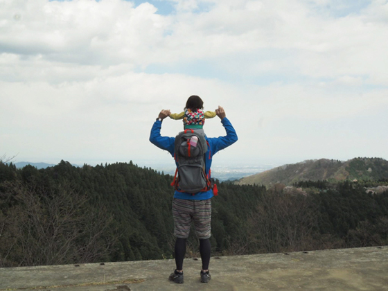 御岳山 紅葉