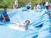【千里中央】8月18日(日)に千里中央公園で、ウォーターバトル開催