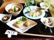 【国立】食事をした人に、あけび茶をサービス「一汁三菜 うさぎ屋」